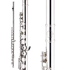 NEW and improved 2018 model of the popular 1000 Series flute; smoother action, improved springs, better intonation Nickel-silver body and power-forged keys with professionally padded keys, steel springs and adjustable screws is built to last Sensitiv...