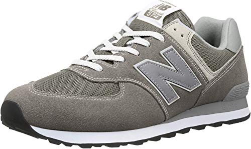 New Balance Zapatillas para Hombre ML574EGG_42, Color Gris, EU