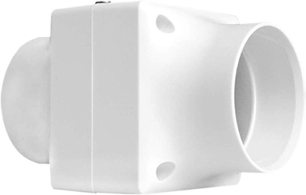 YCZDG National uniform free shipping Financial sales sale Ventilation Fan - Nine Leaf Duct Mini Silen Round Wind
