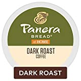 Panera Bread Dark Roast Coffee, Single-Serve Keurig K-Cup Pods, 100% Arabica Coffee, 96 Count