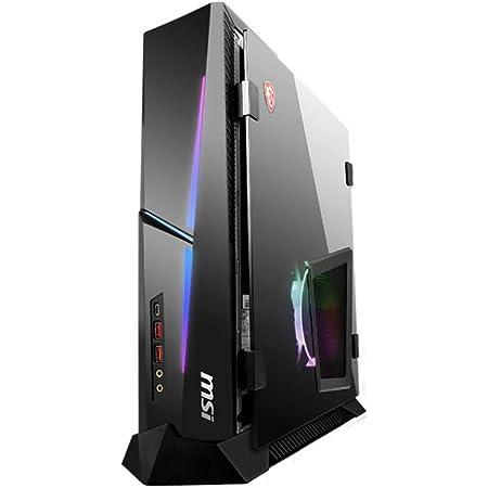 Meg Trident X 10TE-1273EU - Ordenador de sobremesa i7-10700K, 32 GB (16 GB x 2) RAM, RTX 3080 10G 3X, Sistema Operativo Windows 10 HA, Negro