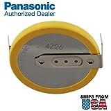 パナソニック コイン電池 CR2032 横型端子付き