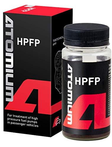 ATOMIUM HPFP, additivo per pompe di carburante diesel ad alta pressione, sistemi Common Rail, ugello per pompa prodotto in UE – 100 ml