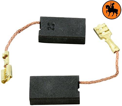 Kohlebürsten für BOSCH GBH 10 DC Hammer -- 6,3x16x26mm -- 2.4x6.3x10.2'' -- Mit automatische Abschaltung