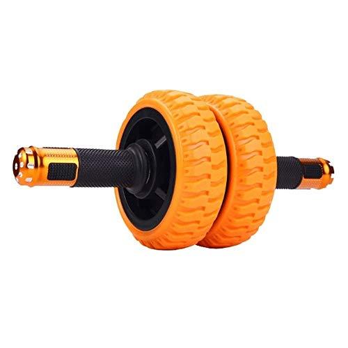YDHWT Bauchmuskel-Laufrad - Perfektes Fitness-Workout-Laufrad mit Kern und rutschfestem Gummi for Fortgeschrittene