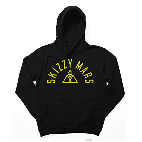 Skizzy Mars Merch Triangle T-Shirt,Long Sleeve - Crewneck Sweatshirt - Hoodie Sweatshirt - Merch Merchadise Clothes Apparel for Kids Men Women