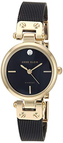 ANNE KLEIN Reloj de Vestir AK/3003BKBK