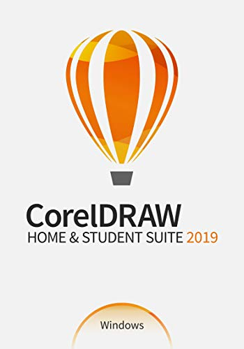 CorelDRAW Home & Student 2019 | Home and Student | 1 Dispositivo | PC | Código de activación PC enviado por email