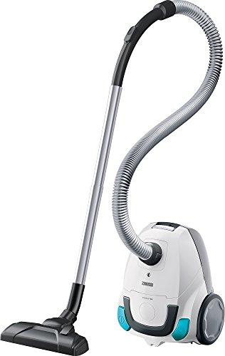 Zanussi ZAN2100WB Compact Go Bagged Cylinder Vacuum Cleaner, 700w