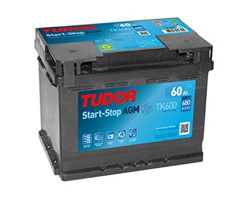 TUDOR TK600 Batería automoción