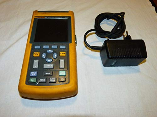 FLUKE 123 / 003S Industrie Scopemeter mit scc120-Kit, 20 MHz Frequenz