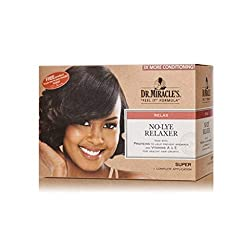 dr.miracle no lye relaxer