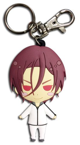 Unbekannt Free! Free! 36994 Key Chain - SD Rin, 2