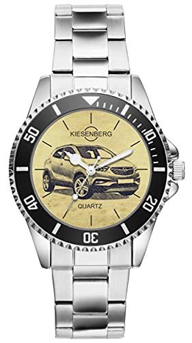 KIESENBERG Uhr Geschenke für Mokka X Fan 5618