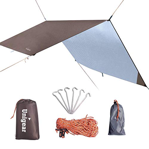 Unigear Rain Fly, Camping Bâche, Toile de Tente,...