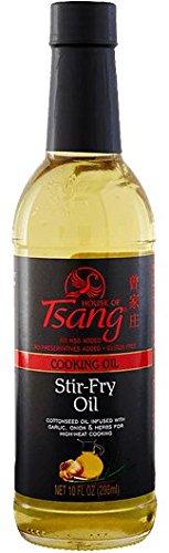 House of Tsang Stir Fry Oil 10 oz (Pack of 3)