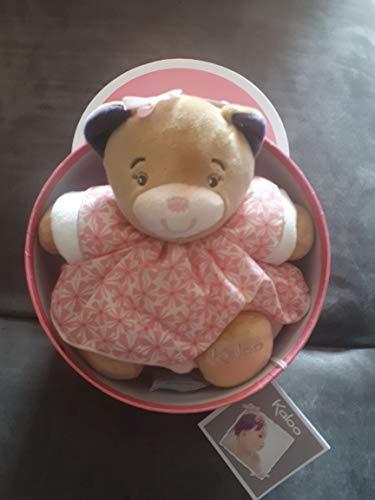 P'tit ourson - Petite rose - Kaloo