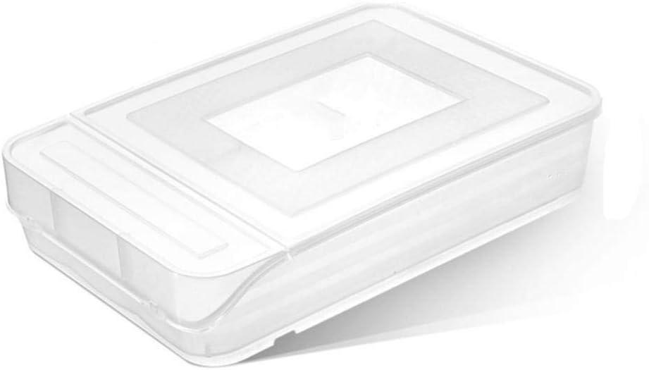 Egg rack with lid refrigerator egg Austin Mall stac bracket storage tray Bargain sale