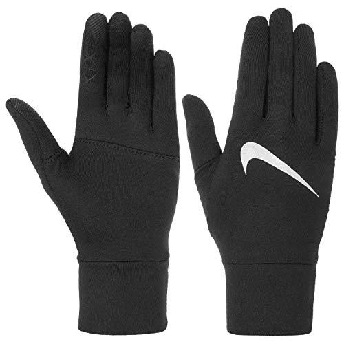 Nike Women's Dry Element Running Gloves (Black, Medium)