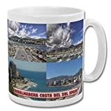 Benalmadena Costa del Sol Spain - Taza de recuerdo (210 oz)