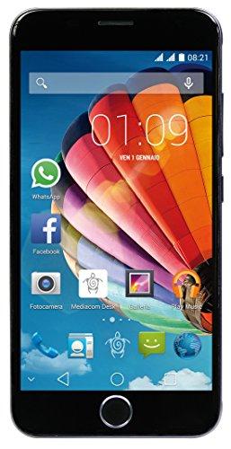 Mediacom M-PPBX532L PhonePad, Dual SIM, 16 GB, Multicolore