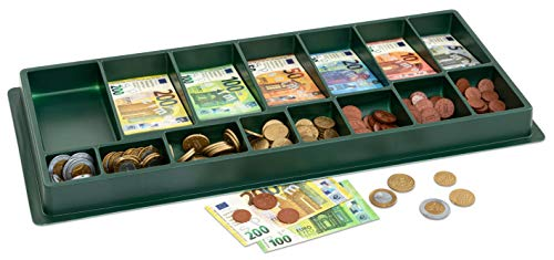 Betzold - Rechengeld in Eurokasse - Rechenspiel, Mathematik, Spielgeld, Lernspiel, Rechenspiele