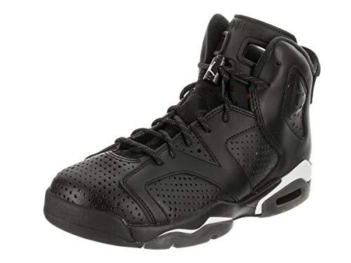 Nike Nike Jungen 384665-020 Basketballschuhe, Schwarz, Schwarz, Schwarz, 38 EU