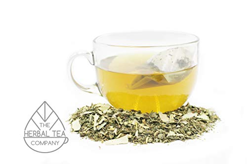 Bay Leaf Pure Herbal Tea Bags Organic with Mango Flavour 25 Pack