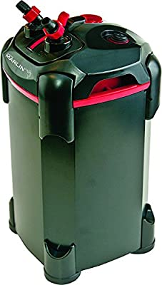Penn-Plax Cascade Marlin Canister Filter (Up to 55 Gallons with UV)