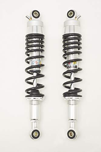 1 Paar Stoßdämpfer Rear Shocks GAZI 380 mm Cafe Racer