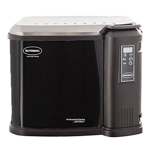Masterbuilt Butterball XXL Digital Control Indoor Electric 22 lb Turkey Fryer