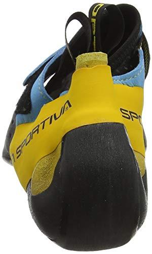 La Sportiva Herren Futura Kletterschuhe Boulderschuhe - 3