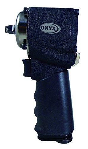 Astro Pneumatic Tool 1828 ONYX 3/8' Nano Impact Wrench - 450ft/lb