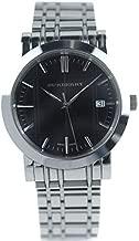バーバリー BURBERRY ヘリテージ メンズ腕時計 腕時計 BU1364 ヘリテージ メンズ腕時計 黒文字盤 ステンレススチール メンズ [並行輸入品]