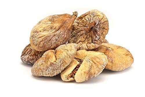Bio extra große Feigen 1 kg Premium Qualität, 100% natürlich, Rohkost, unbehandelt, ungezuckert, sonnengetrocknet 1000g