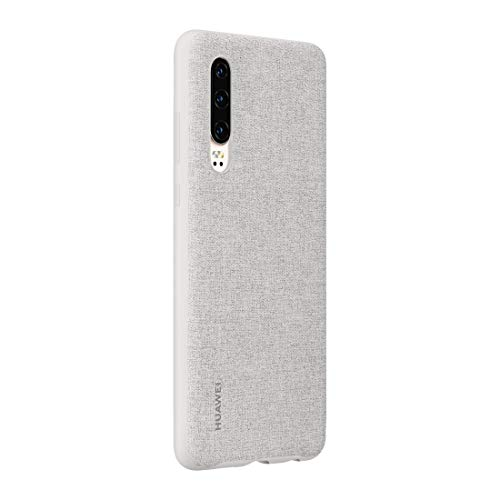 HUAWEI P30 51992994 Cover PU Case P30, Elegant Gray
