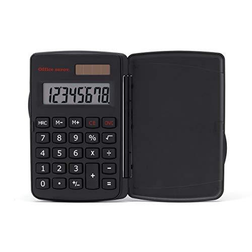 Office Depot Flip Cover Calculator, OD02B