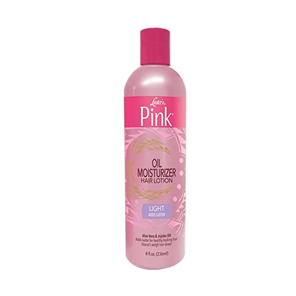 Beauty Shopping Luster's Pink Classic Light Oil Moisturizer Hair Lotion,