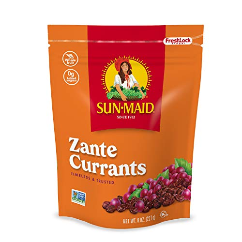 Sun Maid California Zante Currants, 8 oz (Pack of 1)