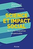 Science et impact social - Vers une innovation responsable