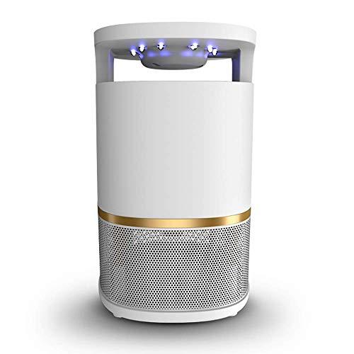 XXCC Lampe Anti-Moustique Répulsif Anti-moustiques à Inhalation contrôlée par la lumière Intelligente dans la pièce de la Maison 130 * 220MM / Noir