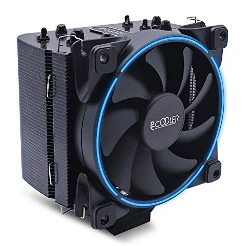 Ventilador Led Azul  marca PCCOOLER