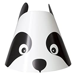 Unique Birthday Panda Party Hats
