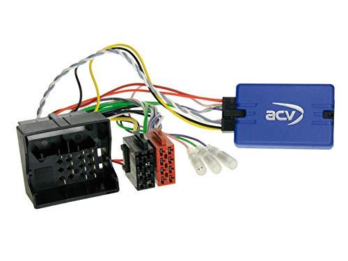 Lenkradfernbedienung Adapter Citroen / Fiat / Toyota >