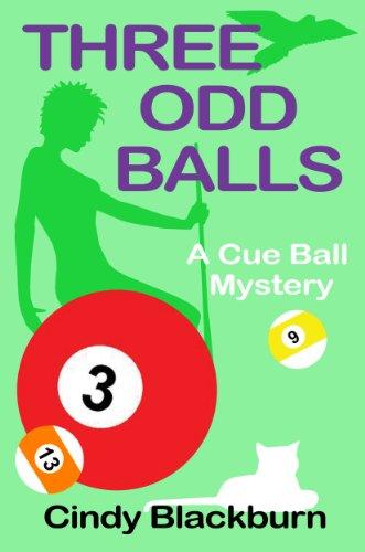 Three Odd Balls (Cue Ball Mysteries Book 3) (English Edition)