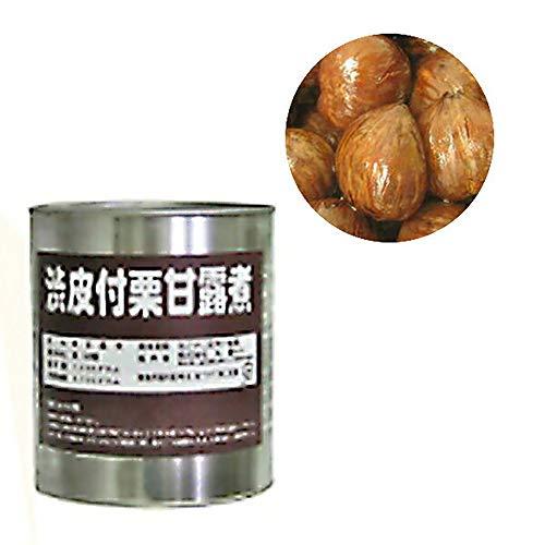 【業務用】 スイートキッチン 栗甘露煮渋皮付 1級 M 1号缶 3500g