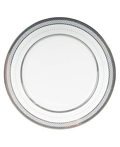 Ralph Lauren Silk Ribbon Pearl Salad Plate