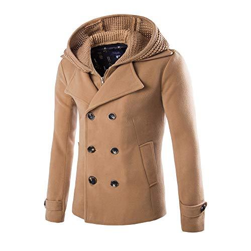 nobrand Neue CasualHerrenjacke s Plus Size Herren Mäntel Warme Trench Lange Outwear Taste Smart Overcoat Mäntel Jacken Für Männer