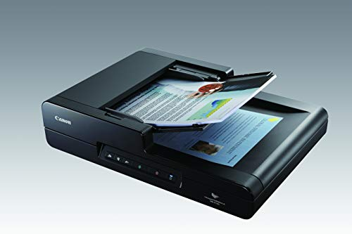 Scanner Canon (A4) - DR-F120 - 20ppm 600DPI - 9017B009AA