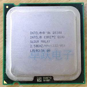 Core2 Quad CPU Q8300 Desktop Processor /2.5GHz/ LGA775 /4MB Cache/Quad-CORE/scrattered Pieces